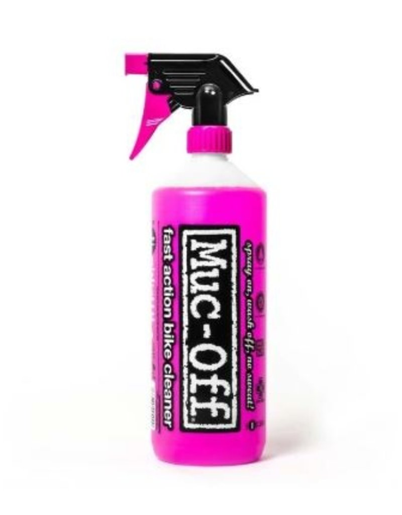 Muc-Off Muc-ff, Nan Tech Bike Cleaner, 1L
