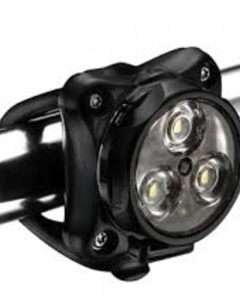 Lezyne Lezyne, Zect, Light, Set, 80/250 Lumens, Black