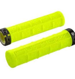 Supacaz Supacaz Grizips Lock On Grips Neon Yellow /set