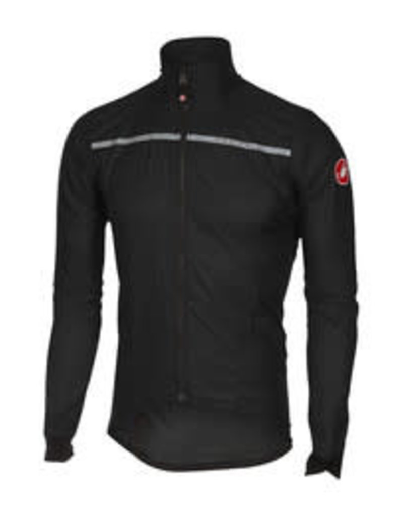 Castelli Castelli Superleggera Jacket Black