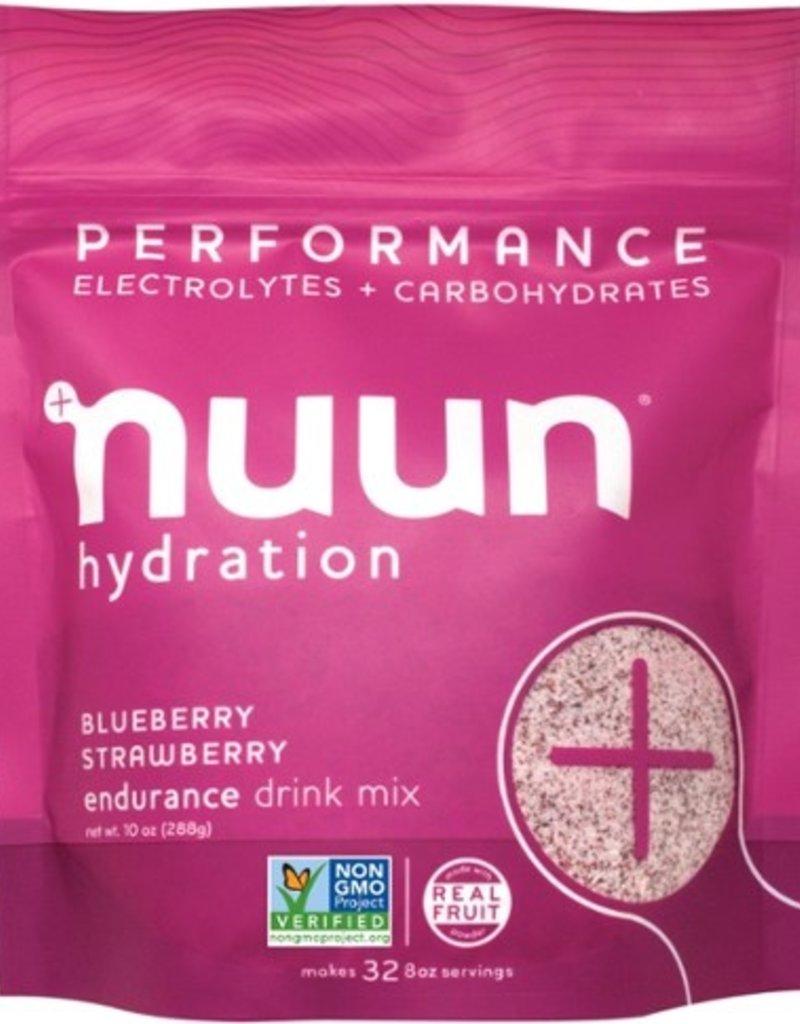 Nuun Nuun, Perfrmance, Drink Mix, range/Mang, 32 serving puch