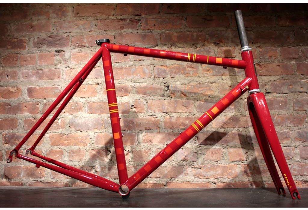 Pegoretti Pegoretti Duende Piaza Red FALZ 53cm