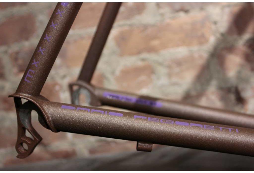 Pegoretti Pegoretti Marcelo Conn Rust D11 Falz 56cm Frameset