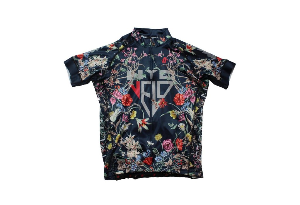 Ostroy (Poseur) NYC Velo Floral SS Jersey