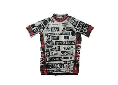 Ostroy (Poseur) NYC Velo Punk SS Jersey