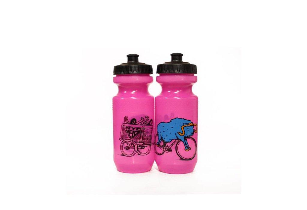 Specialized WB NYC Velo Jeremy Fish Buffalo Bottle