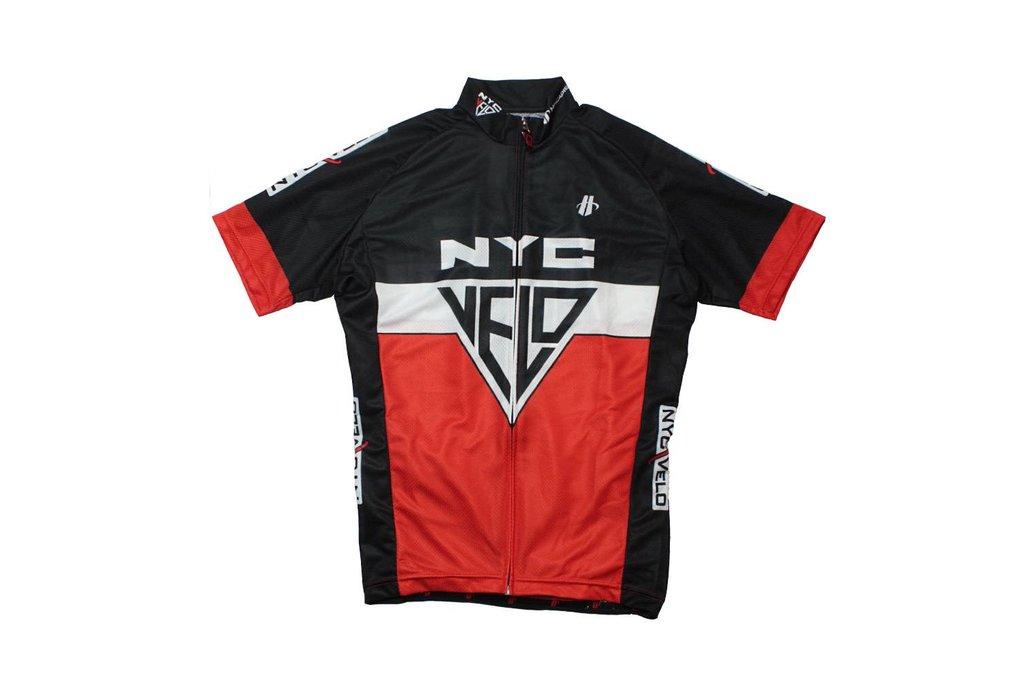 Hincapie Sportswear NYC Velo Triangle SS Jersey