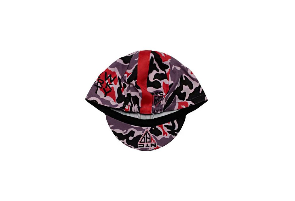 Pace NYC Velo Camo Cycling Cap