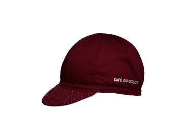 Cafe Du Cycliste Cafe du Cycliste Cycling Cap Red