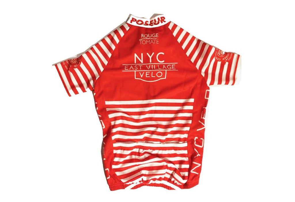 Ostroy (Poseur) NYC Velo Coors Classic East Village Jersey