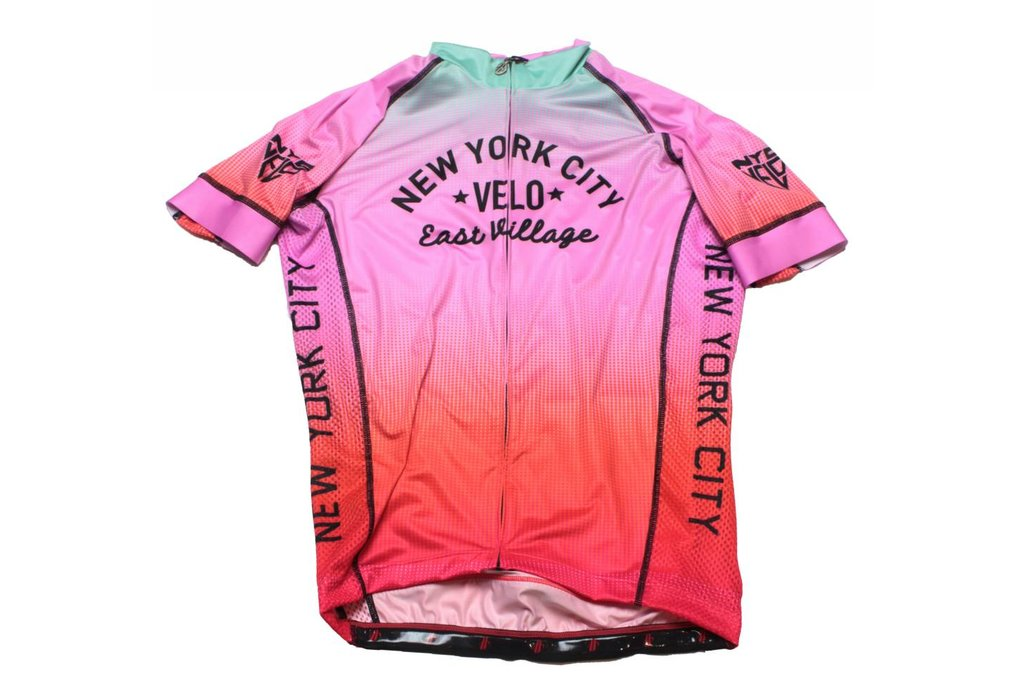 Ostroy (Poseur) NYC Velo Gradient Jersey