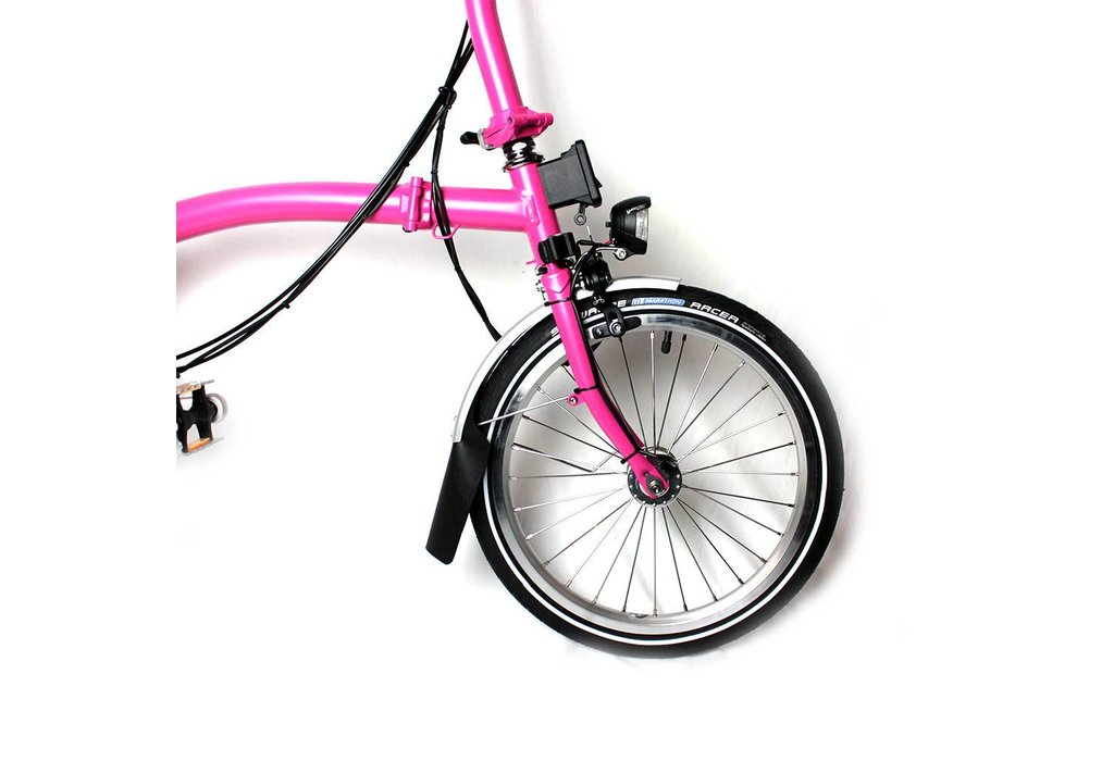 Brompton Brompton M6L Hot Pink