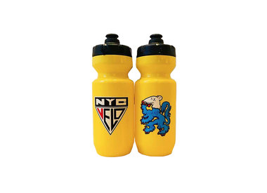 Ostroy (Poseur) Poseur Rat Lion Yellow Water Bottle