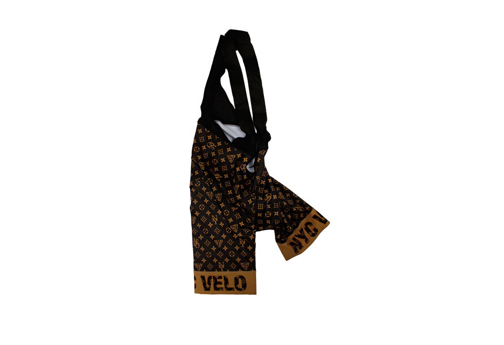"Ostroy (Poseur) NYC Velo ""LV"" Bibs"