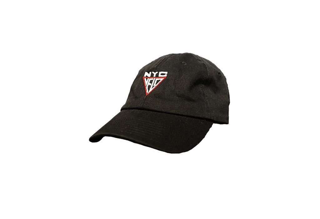 NYC Velo NYC Velo Logo Ball Cap White