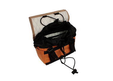 Outer Shell Outer Shell Drawcord Handlebar Bag