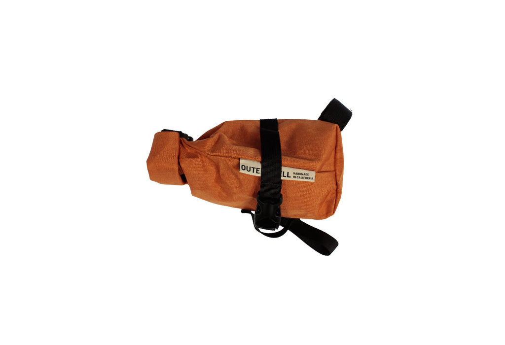 Outer Shell Outer Shell Rolltop Saddlebag