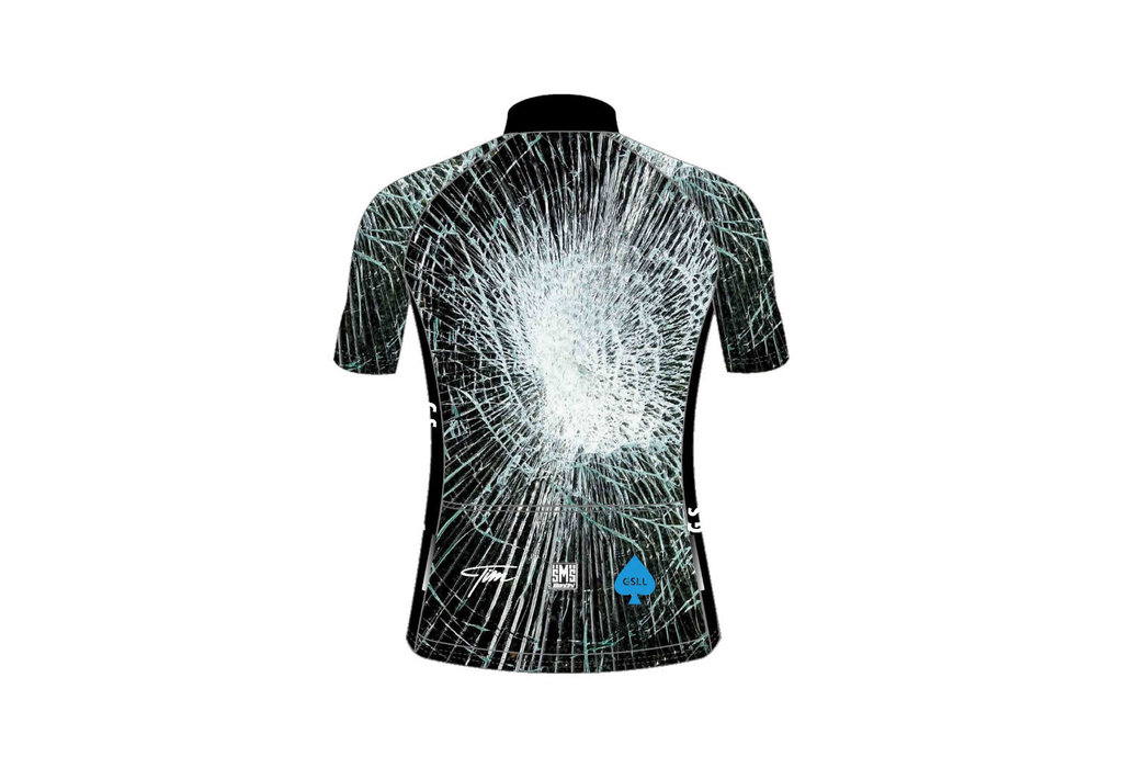Santini GS Landlords Shattered Jersey