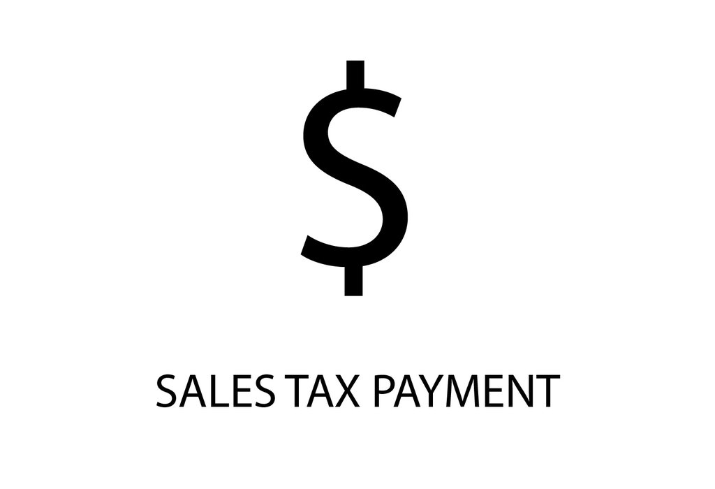 Sales Tax Payment