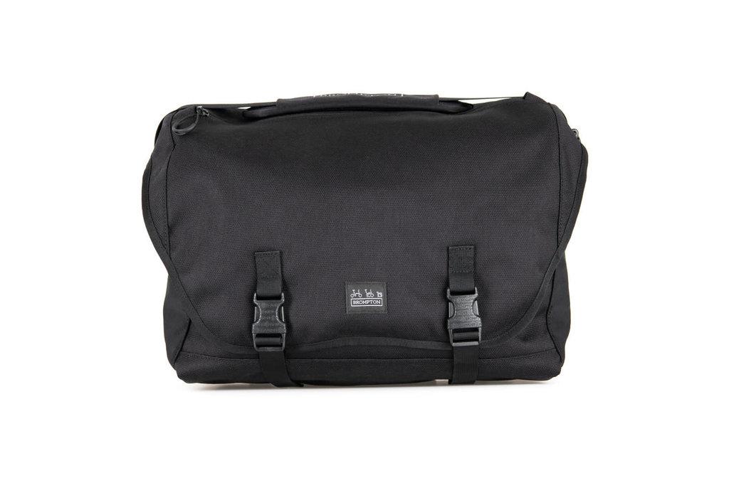 Brompton Brompton Metro Messenger L Bag, Black