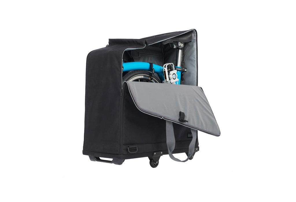 Brompton Brompton Padded Travel Bag w/ Rollers