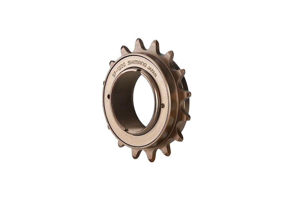 "Shimano Shimano Freewheel 1/8 x 1/2"" 16T"