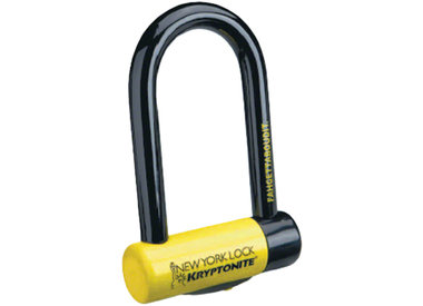 Kryptonite Kryptonite New York Fahgettaboudit Mini U-Lock: 3.25 x 6""