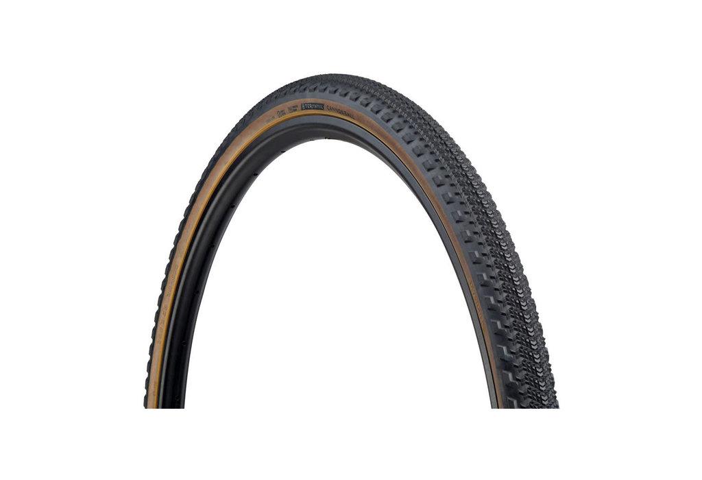 Teravail Teravail Cannonball Tire 700 x 38, Tubeless, Folding, Tan