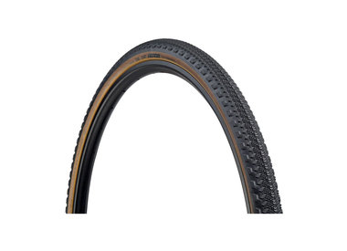 Teravail Teravail Cannonball Tire 700 x 38, Tubeless, Folding, Tan