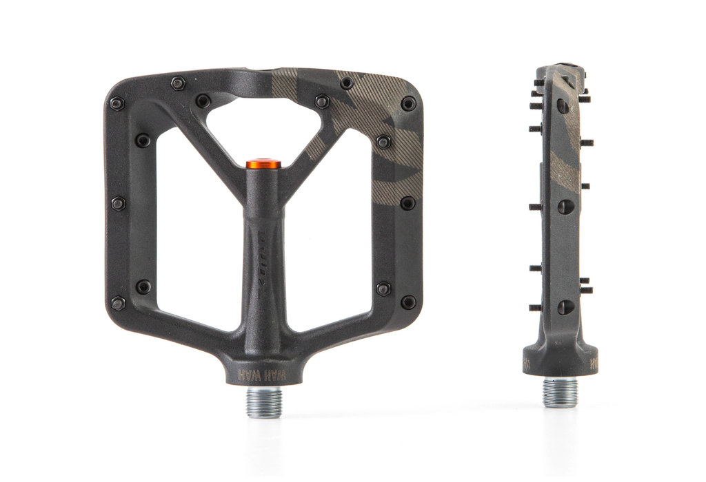 Kona Kona Wah-Wah 2 Composite Pedals Black