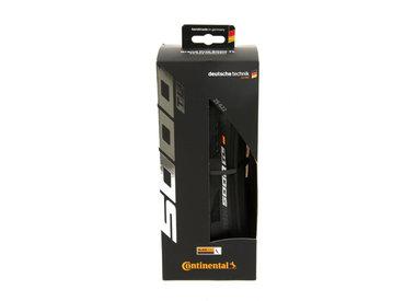 Continental Continental Grand Prix 5000 Tire - 700 x 25, Tubeless, Folding, Black, 180tpi