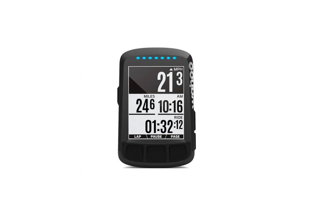 Wahoo Fitness ELEMNT BOLT GPS Bike Computer, Stealth