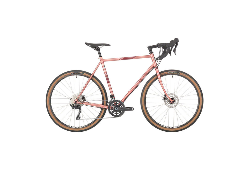 All-City All-City Space Horse 650b GRX, Dusty Rose