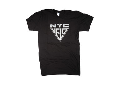 NYC Velo NYC Velo Silver  Logo T Shirt