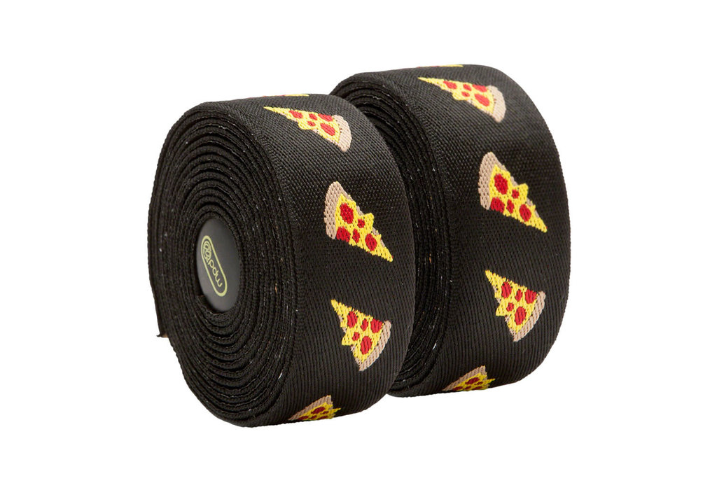 PDW PDW Woven Bar Tape Black Pizza