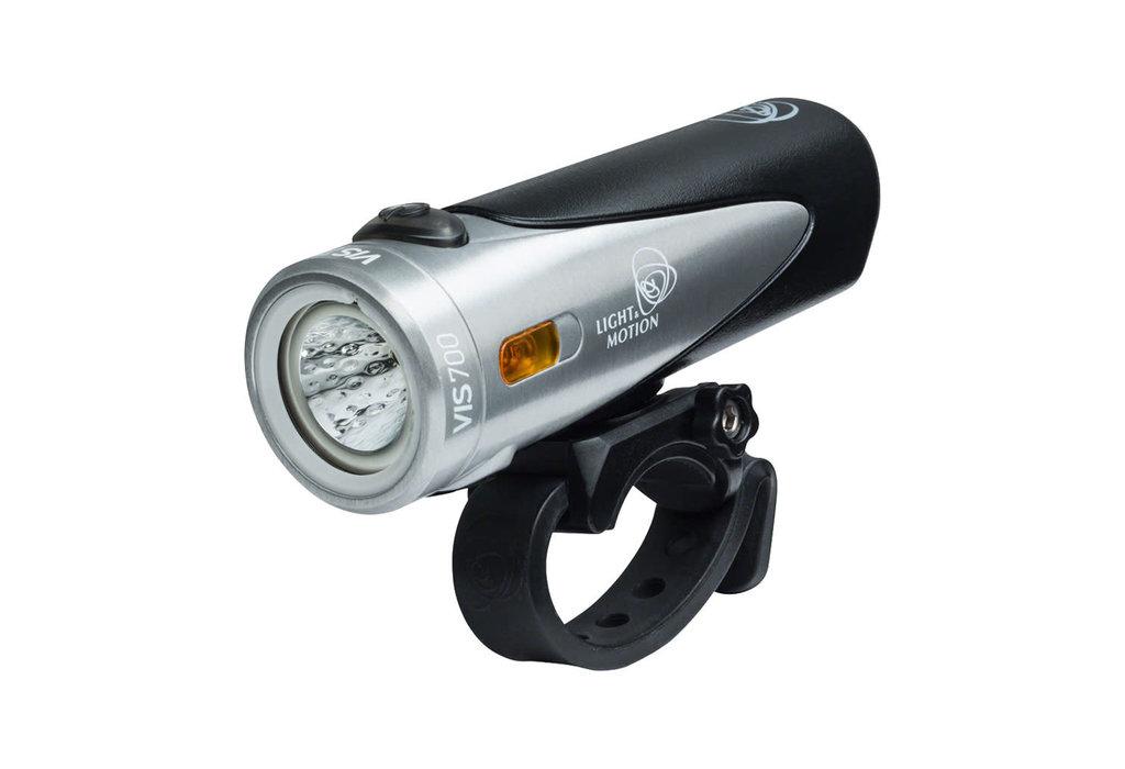 Light and Motion Light & Motion VIS 700 - Tundra (Steel/Black) Headlight