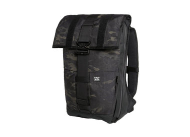 Mission Workshop Mission Workshop Rambler Backpack, Black Camo