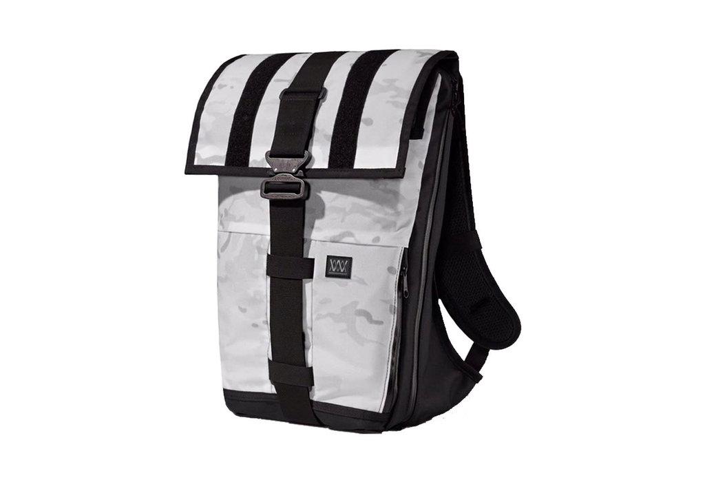 Mission Workshop Mission Workshop Rambler Backpack, Alpine Camo