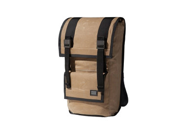 Mission Workshop Fraction AP Rucksack,  Brown Waxed