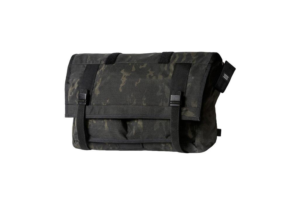 Mission Workshop Mission Workshop Rummy VX Messenger Bag, Black Camo