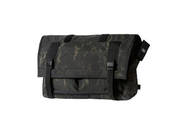 Mission Workshop Rummy VX Messenger Bag, Black Camo