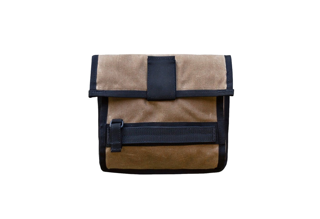 Mission Workshop Mission Workshop Arkiv Tool Pouch, Waxed Brown