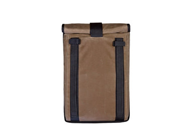 Mission Workshop Arkiv Laptop Case. Waxed Brown