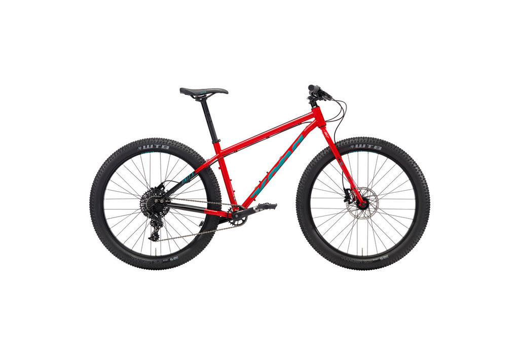 Kona Kona Unit X '18 Red/Black