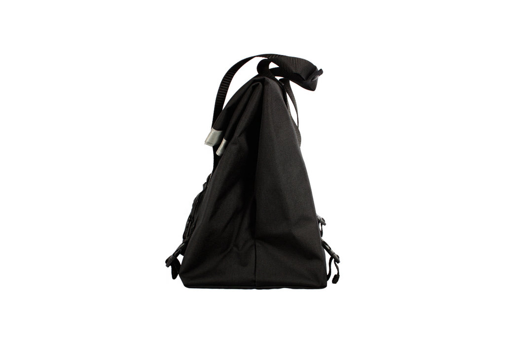 Manhattan Portage Manhattan Portage/NYC Velo Deli Bag Black Cordura