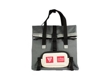 Manhattan Portage Manhattan Portage/NYC Velo Deli Bag Gray/Ivory Cordura