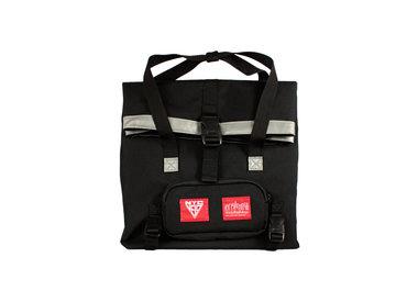Manhattan Portage Manhattan Portage/NYC Velo Deli Bag TPX Black
