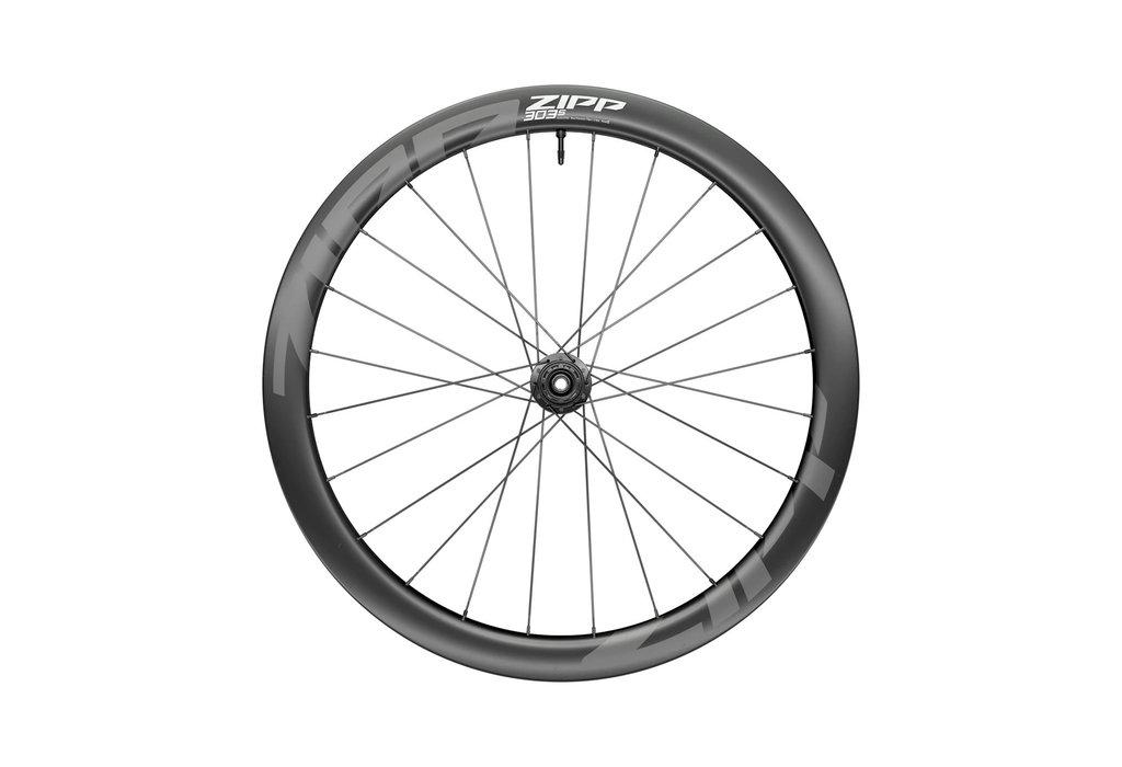 Zipp Speed Weaponry Zipp 303 S Tubeless Carbon Disc Clincher Wheelset, Shimano/SRAM, TA