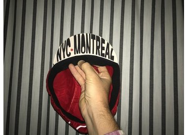 NYC Velo NYC Velo Montreal Cycling Cap Red/White
