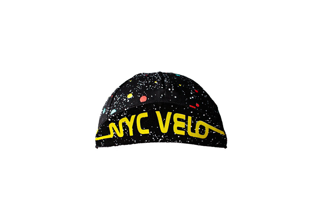 Pace NYC Velo Galaxy Cycling Cap '21